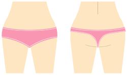 halfstring undertøj